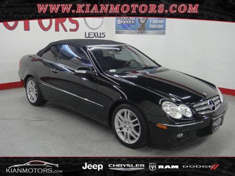 2008 Mercedes-Benz CLK for sale in Denton, TX