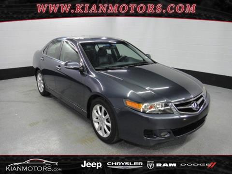 2007 Acura TSX for sale in Denton, TX