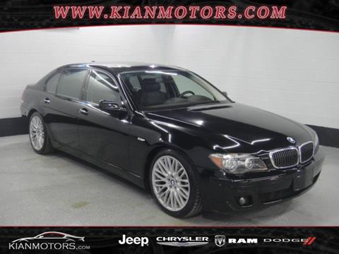 2007 BMW 7 Series for sale in Denton, TX