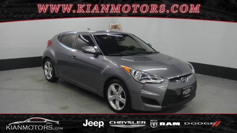 2012 Hyundai Veloster for sale in Denton, TX