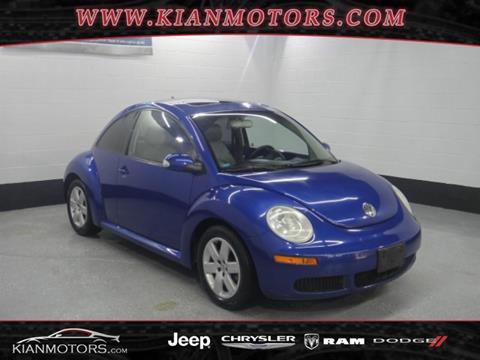 2007 Volkswagen New Beetle for sale in Denton, TX