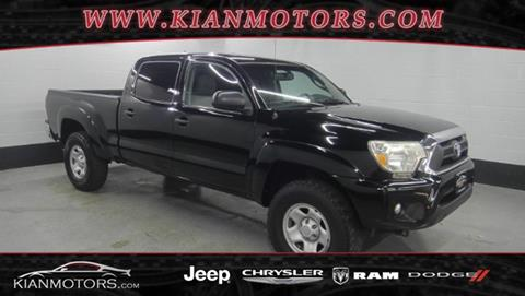 2012 Toyota Tacoma for sale in Denton, TX
