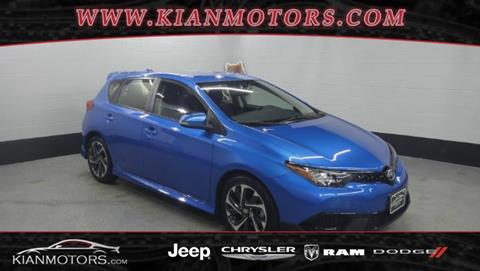 2016 Scion iM for sale in Denton, TX