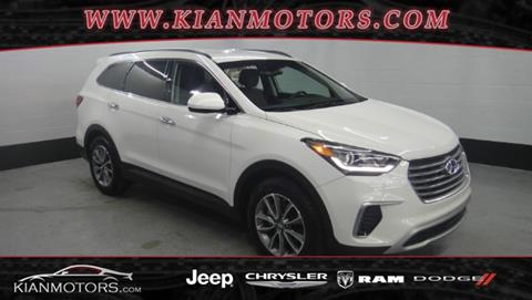 2017 Hyundai Santa Fe for sale in Denton, TX