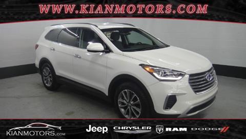 2017 Hyundai Santa Fe for sale in Denton, TX
