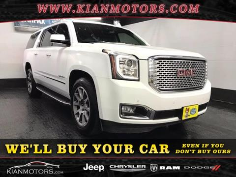 2016 GMC Yukon XL for sale in Denton, TX