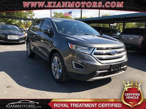 2016 Ford Edge for sale in Denton, TX