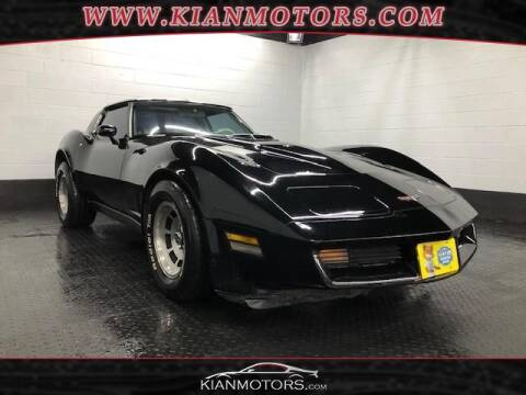 1980 Chevrolet Corvette for sale at KIAN MOTORS INC in Denton TX