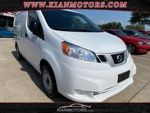 2020 Nissan NV200 for sale at KIAN MOTORS INC in Denton TX