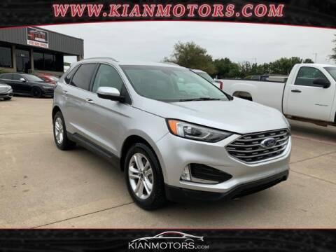 2019 Ford Edge for sale at KIAN MOTORS INC in Denton TX