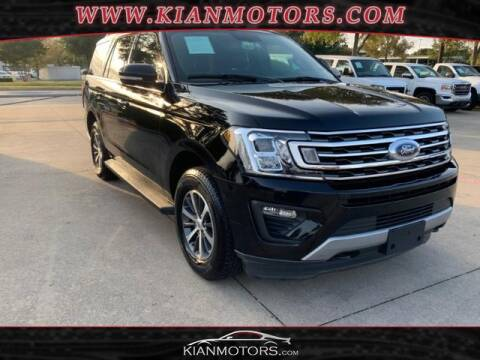 2019 Ford Expedition for sale at KIAN MOTORS INC in Denton TX