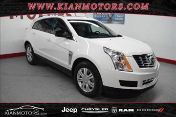 2014 Cadillac SRX for sale at KIAN MOTORS INC in Plano TX