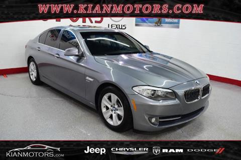 2012 BMW 5 Series for sale in Denton, TX