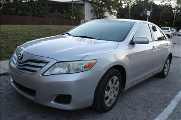2010 Toyota Camry for sale in Orlando, FL