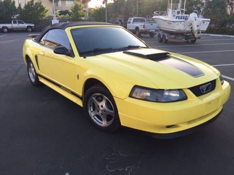 2002 Ford Mustang for sale in Fort Lauderdale, FL