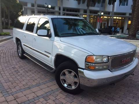 2006 GMC Yukon XL for sale in Fort Lauderdale, FL
