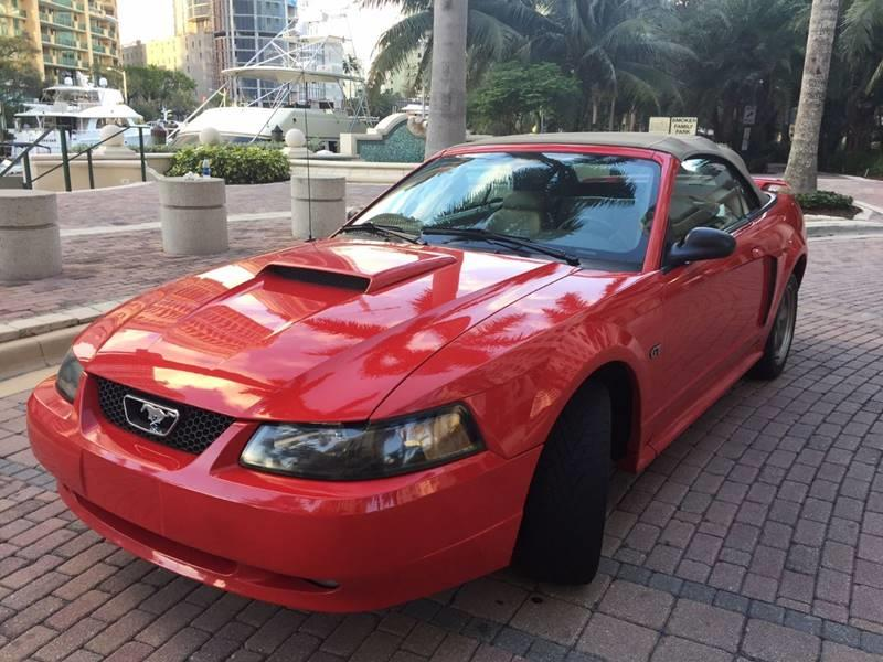 Ford Mustang GT Deluxe In Fort Lauderdale FL Florida Cool Cars - Cool cars mustang