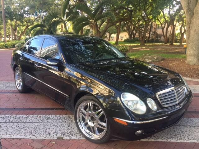 MercedesBenz EClass E MATIC In Fort Lauderdale FL - Cool cars florida