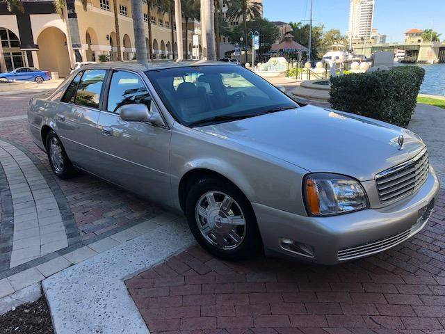 Cadillac DeVille In Fort Lauderdale FL Florida Cool Cars - Cool cars florida