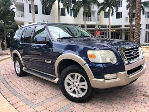 2006 Ford Explorer for sale at Florida Cool Cars in Fort Lauderdale FL