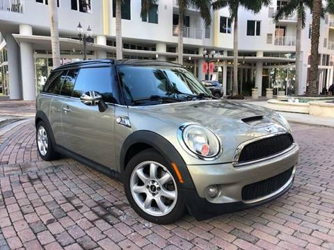 2010 MINI Cooper Clubman for sale at Florida Cool Cars in Fort Lauderdale FL