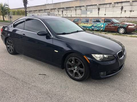 2007 BMW 3 Series for sale at Florida Cool Cars in Fort Lauderdale FL