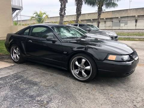 1999 Ford Mustang for sale at Florida Cool Cars in Fort Lauderdale FL