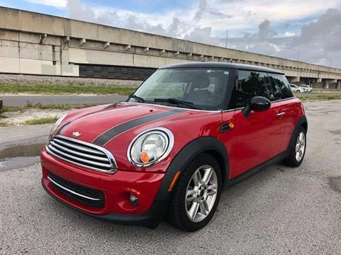 2011 MINI Cooper for sale at Florida Cool Cars in Fort Lauderdale FL