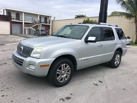 2010 Mercury Mountaineer for sale at Florida Cool Cars in Fort Lauderdale FL