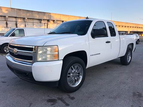 2008 Chevrolet Silverado 1500 for sale at Florida Cool Cars in Fort Lauderdale FL