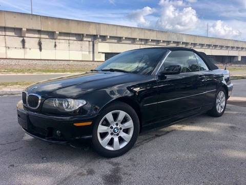 2006 BMW 3 Series for sale at Florida Cool Cars in Fort Lauderdale FL
