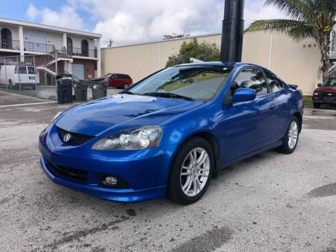 2005 Acura RSX for sale at Florida Cool Cars in Fort Lauderdale FL