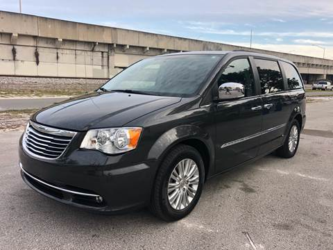 2011 Chrysler Town and Country for sale at Florida Cool Cars in Fort Lauderdale FL