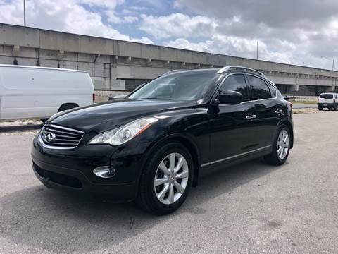 2011 Infiniti EX35 for sale at Florida Cool Cars in Fort Lauderdale FL