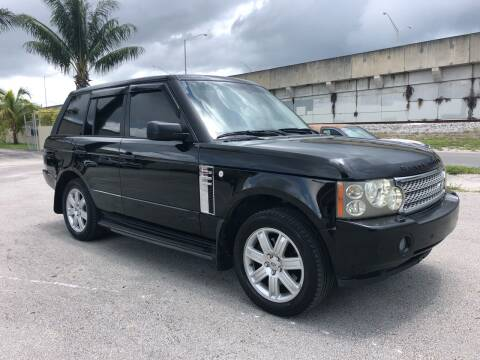 2006 Land Rover Range Rover for sale at Florida Cool Cars in Fort Lauderdale FL