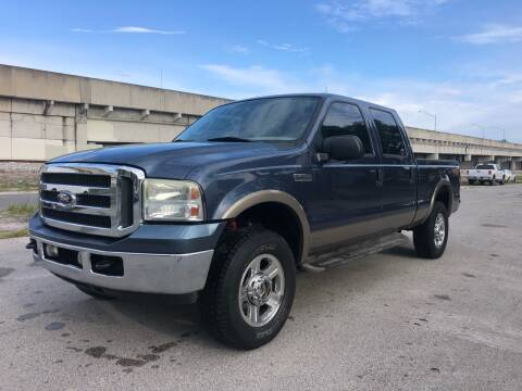 2005 Ford F-250 Super Duty for sale at Florida Cool Cars in Fort Lauderdale FL