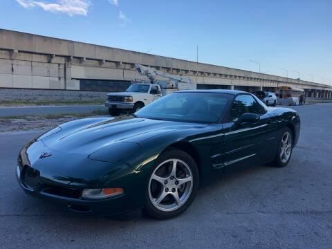 2000 Chevrolet Corvette for sale at Florida Cool Cars in Fort Lauderdale FL