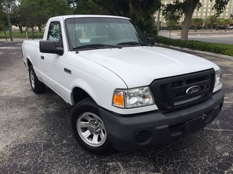 2011 Ford Ranger for sale at Florida Cool Cars in Fort Lauderdale FL