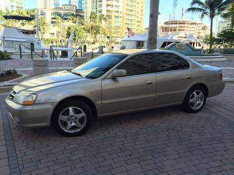 2003 Acura TL for sale in Fort Lauderdale, FL