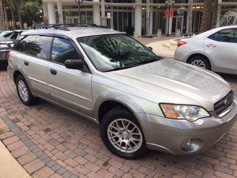 2007 Subaru Outback for sale in Fort Lauderdale, FL