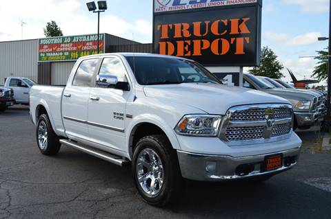 2013 RAM Ram Pickup 1500 for sale at Sac Truck Depot in Sacramento CA