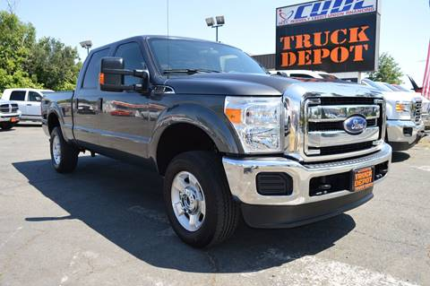 2016 Ford F-250 Super Duty for sale at Sac Truck Depot in Sacramento CA