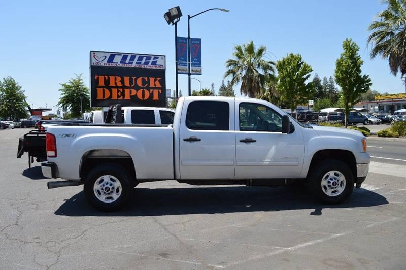 2011 GMC Sierra 2500HD for sale at Sac Truck Depot in Sacramento CA