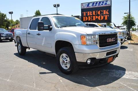 2011 GMC Sierra 2500HD for sale at Sac Truck Depot in Sacramento CA