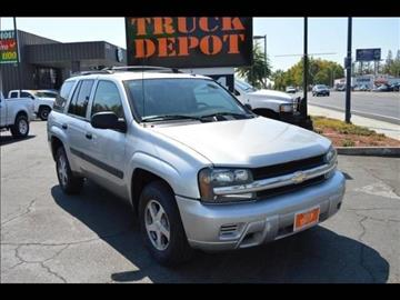 2005 Chevrolet TrailBlazer for sale at Sac Truck Depot in Sacramento CA