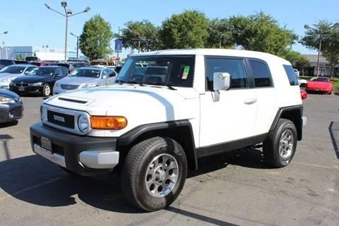 2011 Toyota FJ Cruiser for sale at Sac Truck Depot in Sacramento CA