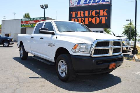 2015 RAM Ram Pickup 3500 for sale at Sac Truck Depot in Sacramento CA