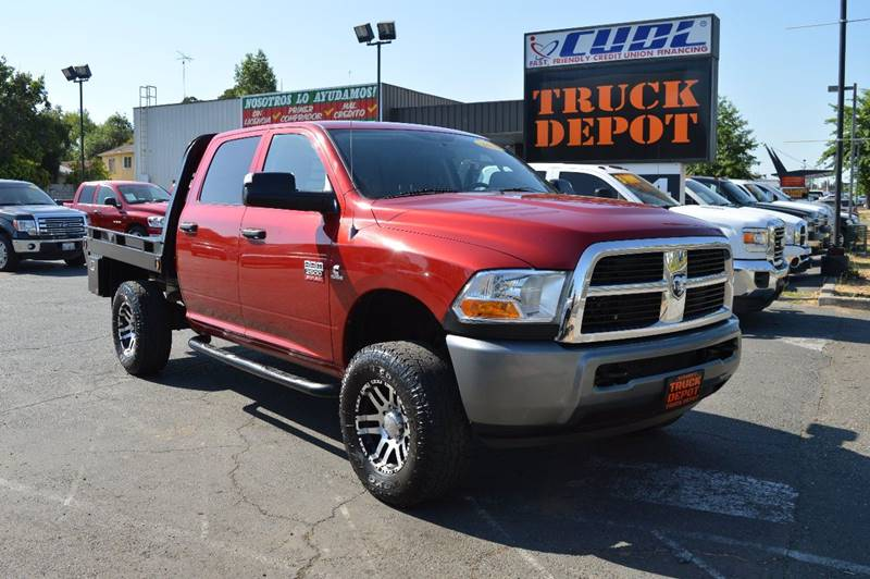 2010 Dodge Ram Pickup 2500 for sale at Sac Truck Depot in Sacramento CA