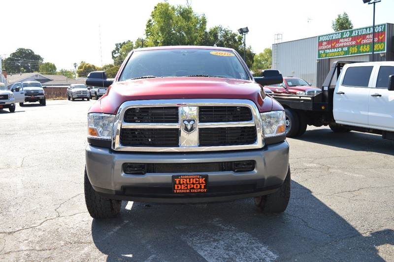 2010 Dodge Ram Pickup 2500 ST In Sacramento CA  Sac Truck Depot