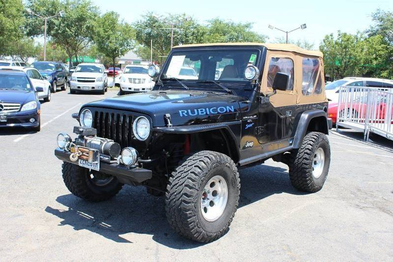1997 Jeep Wrangler for sale at Sac Truck Depot in Sacramento CA